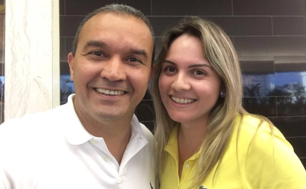 Francielle se filiou ao Solidariedade do deputaldo Kelps Lima