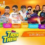 Dirigentes do bloco Treme-Treme anunciam atrações para o carnaval 2017; Ouça entrevista