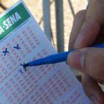 Mega-Sena acumula e prêmio da quarta-feira será de 20 milhões de reais