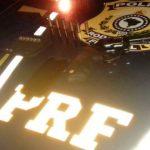 PRF prende quatro homens com armas e munições na BR 226 em Macaíba