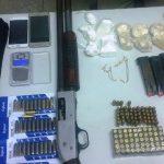 Polícia do RN prende grupo ligado a facção criminosa com armas e munições