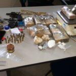 Policia Civil de Santa Cruz prende grupo com armas e drogas