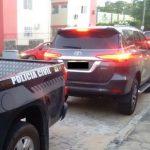 Polícia Civil recupera veículo poucas horas após o roubo em Natal