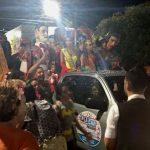 Magão puxou as Kengas nas ruas de Caicó nesta sexta de carnaval