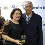 Reitora da UFRN recebe troféu Destaque Potiguar