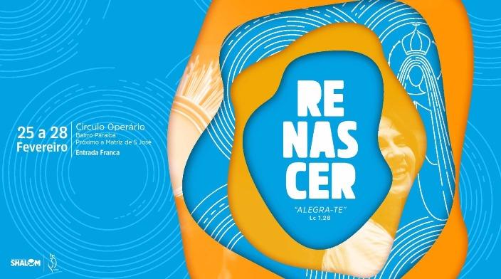 Shalom realiza retiro de carnaval Renascer em Caicó