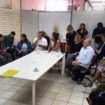 Vivaldo participa de encontro com artesãos e discute Leique trata do Programa do Artesanato