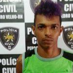 Polícia Civil de Pedro Velho prende homem com drogas