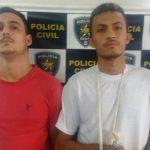 Polícia Civil prende dupla suspeita de matar cinco pessoas em festa ocorrida em Mossoró