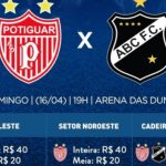 ABC e Potiguar fazem a final da Copa RN