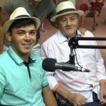 Vivaldo recebe em seu programa o jovem vereador Netinho de Parelhas
