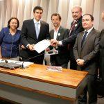 Em Brasília, deputados do RN discutem obras de transposição do São Francisco