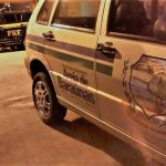 PRF flagra criança de 12 anos dirigindo carro de prefeitura no Sertão da Paraíba