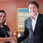 Governador anuncia Sheila Freitas como Secretária de Segurança do RN
