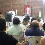 Católicos da Vila Altiva em Caicó vivenciam festa da Divina Misericórdia