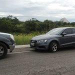 Ladrões roubam carro em Mossoró e abandonam em Triunfo Potiguar depois de pneu estourar