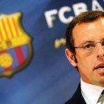 Ex-presidente do time do Barcelona, Sandro Rossel é preso pela Polícia espanhola