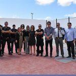 Governador e diretor geral do DEPEN visitam obras de reconstrução de Alcaçuz