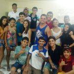Grupo paraibano realizou oficinas de dança e teatro em Caicó