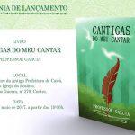 Professor Garcia lança livro em Caicó
