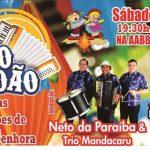 Caicó: São João das Equipes de Nossa Senhora acontece dia 20 de maio