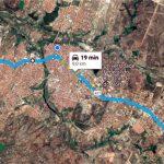 Encaminhado para Câmara PL que autoriza Prefeitura a receber trecho urbano da BR 427