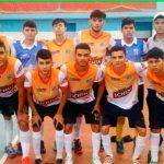 Centenário de Caicó joga semifinal do estadual Sub20 de Futsal com equipe de Guamaré