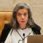 Cármen Lúcia diz que possível 'devassa' contra Fachin é 'própria de ditaduras'
