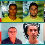 Operação Fim da Linha prende envolvidos com tráfico de drogas e roubos em residências em Parnamirim
