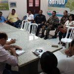 Reunião em Caicó discutiu detalhes de nova visita às obras do Eixo Norte do São Francisco