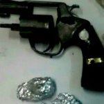 Polícia Civil apreende adolescente com drogas e arma na cidade de Patu