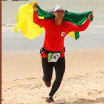 Caicoense Stepherson Rodrigo vence ultramaratona Natal/Touros