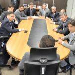 Bancada do RN e DNIT cobram ao Ministro do TCU agilidade na liberação da Reta Tabajara