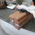 PM apreende 9 quilos de maconha e prende 7 pessoas na zona norte de Caicó; Veja vídeo