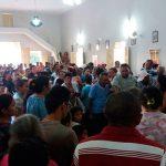 Agricultor encontrado morto com tiro na cabeça e orelha decepada é sepultado em Janduís/RN