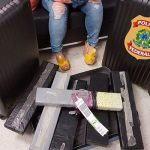 PF prende mulher com 45 mil comprimidos de ecstasy no aeroporto de Natal