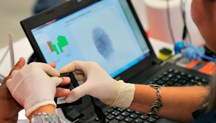 Resultado de imagem para encerram Biometria revisional