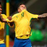 Brasil vence o Equador pelas Eliminatórias da Copa do Mundo de 2018