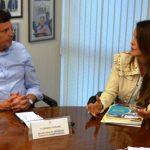 Secretária da Sethas conhece programa de enfrentamento às drogas de São Paulo