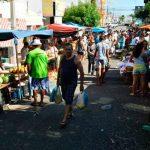 MPRN recomenda que rua seja desobstruída após feira livre em Caicó