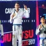 Potiguar André Caverna vence Campeonato Brasileiro Região Nordeste de Jiu-Jitsu