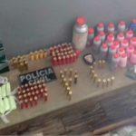 Polícia Civil prende suspeito de vender munições em Cerro Corá